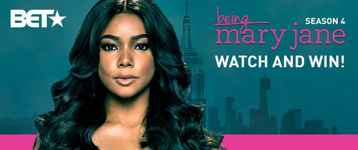 Watch & Win with Being Mary Jane!