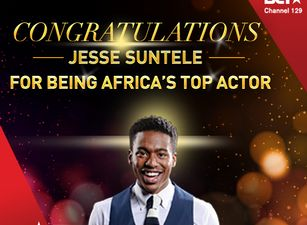 Jesse takes home the Top Actor title
