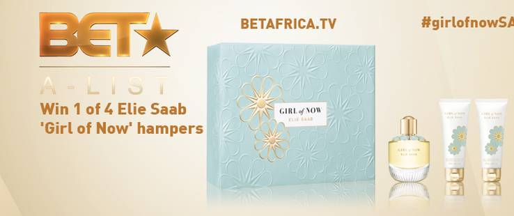 "Win 1 of 4 Elie Saab ""Girl of Now"" hampers  #GirlofNowSA"