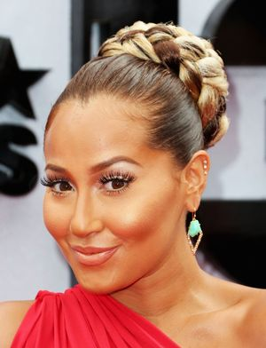 'The Real's' Adrienne Bailon Addresses Rob Kardashian Dating Rumours