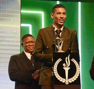 Sports and Gospel stars honoured