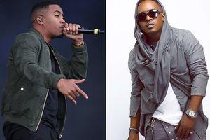 Nigeria rapper M.I sues American rapper, Nas