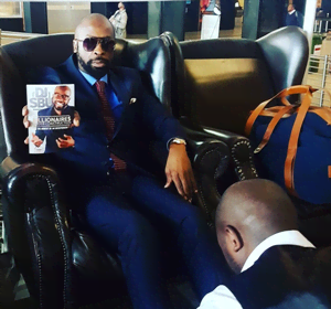 Hustle defined in DJ Sbu's new book