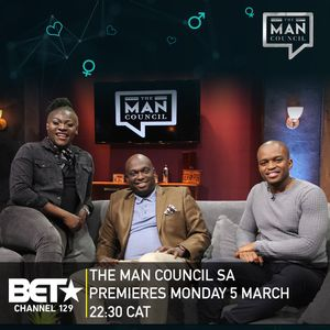 New to BET: The Man Council