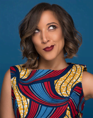 LAUGH ON THE RUNDOWN WITH ROBIN THEDE