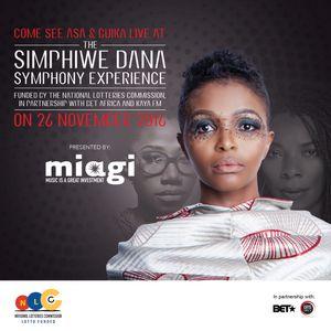 Simphiwe Dana Live Symphony Experience