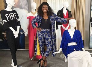 We are here for Gabrielle's new fashion collaboration