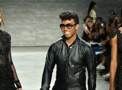 GLOBAL, GLITZ & GLAM SPECIAL: FASHION FORWARD DAVID TLALE