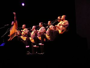 Ladysmith Black Mambazo win fifth Grammy