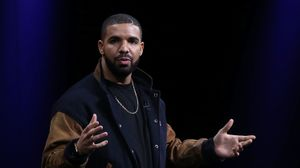 BET Buzz   Drake sad over Rihanna's absence at his party