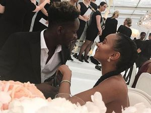 Mr Eazi and fashion blogger, Temi Otedola are dating