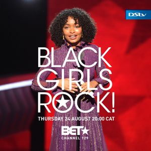 All the fashion from #BlackGirlsRock