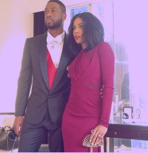 Baecation Fashion! Gabrielle & Dwayne Wade