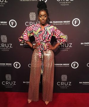 All the Fashion from the SA Fashion Week Opening Night