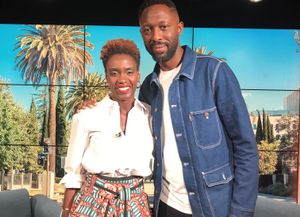 Bet Talk - Rokhaya Diallo reçoit en exclusivité Thomas Ngijol