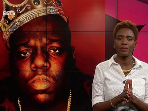 BET BUZZ - Awa Ly et l'hommage à Notorious BIG