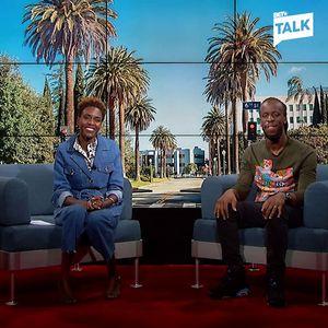 Bet Talk - Rokhaya Diallo reçoit en exclusivité Youssoupha