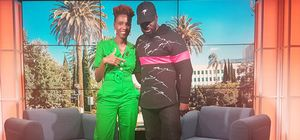 Bet Talk - Rokhaya Diallo reçoit Sefyu