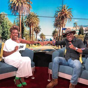 BET TALK - Le nouveau Talk-Show de BET présenté pa Rokhaya Diallo