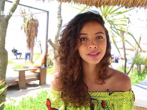 BE FAB - Ethno Tendance Fashion Week et Flora Coquerel