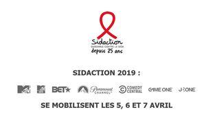 Les chaînes Viacom soutiennent le Sidaction les 5, 6 et 7 avril 2019