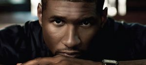 BET Life Of Usher