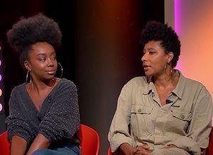 BET BUZZ - Fatou N'Diaye et Sandra Sainte-Rose
