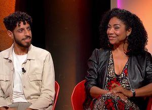 BET BUZZ - Mohamed Nouar & Tanya St-Val