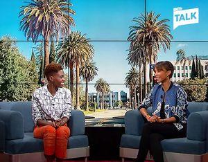 Bet Talk - Rokhaya Diallo reçoit Sonia Rolland