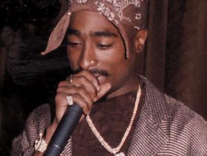 Tupac Shakur - la légende