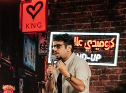 Abdulrahman Zubailah - Comedian