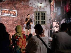 ISMAIL ALHASAN - Comedian