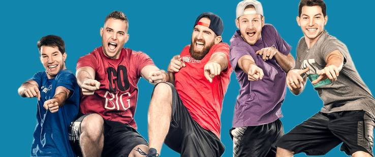 The Dude Perfect Show