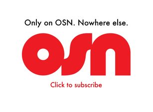 Only on OSN.