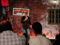 WADDAH SWAR  - Comedian