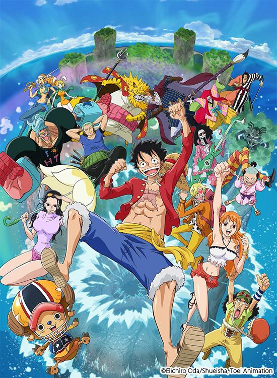 one piece replay vf