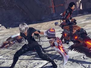 La Quotidienne - La Story : God Eater 3