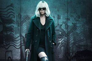 GAME ONE BUZZ - Atomic Blonde
