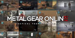 Metal Gear Online enfin dispo, nos infos !