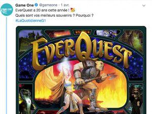 La Quotidienne - La Story : EverQuest