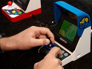 La Quotidienne - La Story : Neo Geo Mini