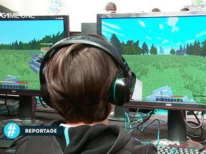 Quand Minecraft s'invite dans nos écoles !