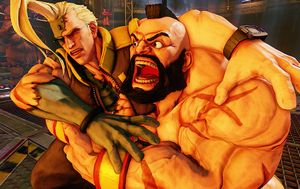 Zangief rejoint enfin la liste des combattants annoncés pour Street Fighter V !
