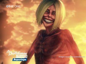 Reportage - Attack on Titan 2