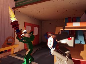 La Quotidienne - Test : Toyland : Crazy Monkey