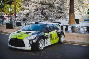 Conduisez la Citroën DS3 dans WRC 5 !