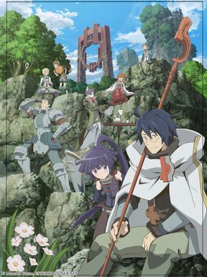 Log Horizon - Saison 1
