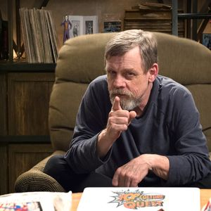 La Culture Pop Selon Mark Hamill - Inédit
