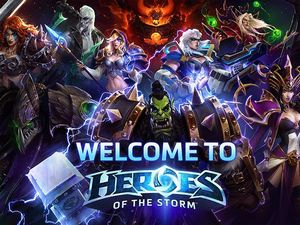 Reportage - Heroes of The Storm