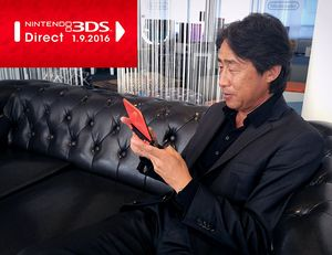 NINTENDO DIRECT : Spécial 3DS - Septembre 2016